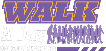 Walk A Day in My Shoes logo